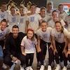 David Beckham, Harper Beckham, World's World Cup 2019, Team England, Lionesses