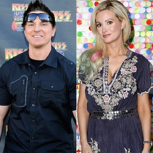 Zak Bagans, Holly Madison