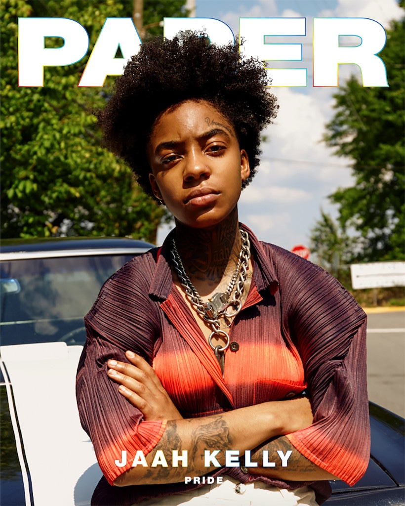 Jaah Kelly, Parade Magazine