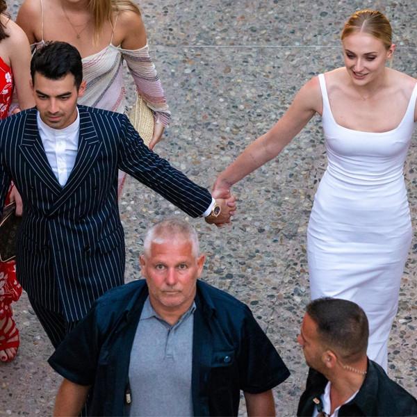 Joe Jonas, Sophie Turner, Pre-Wedding Party