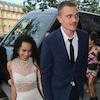 Zoë Kravitz's <i>Big Little Lies</i> Co-Stars and More Celebs Kick Off Her Wedding Celebrations