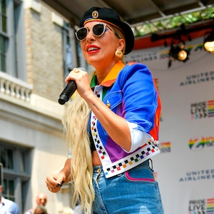 Lady Gaga, Z100 Pride Live Stonewall Day