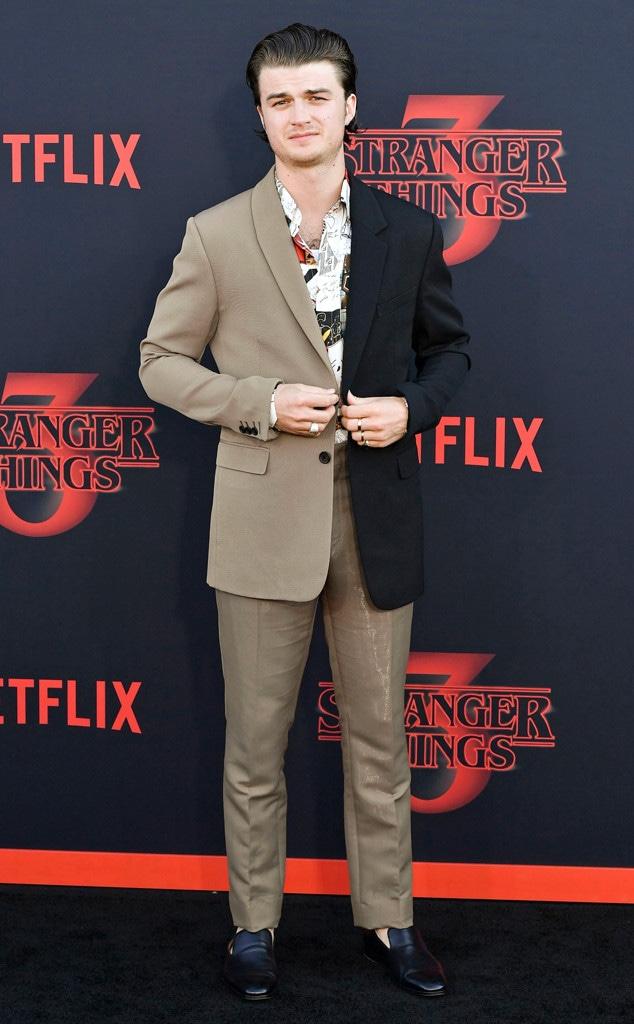 Joe Keery, Stranger Things Season 3 premiere