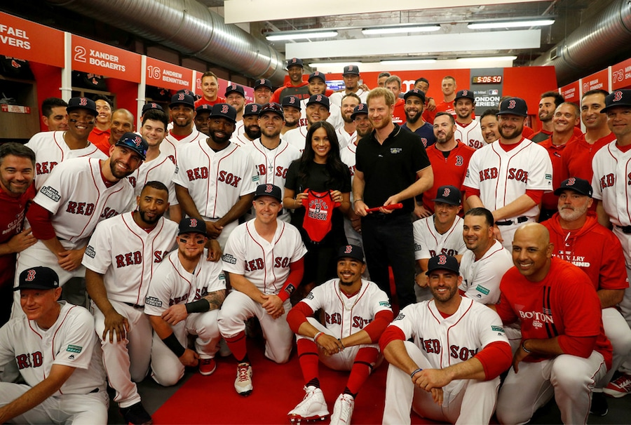 HRH Prince Harry - HRH Meghan Markle - Discussion  - Page 30 Rs_1024x689-190629102243-1024-prince-harry-meghan-red-sox.cm.62919