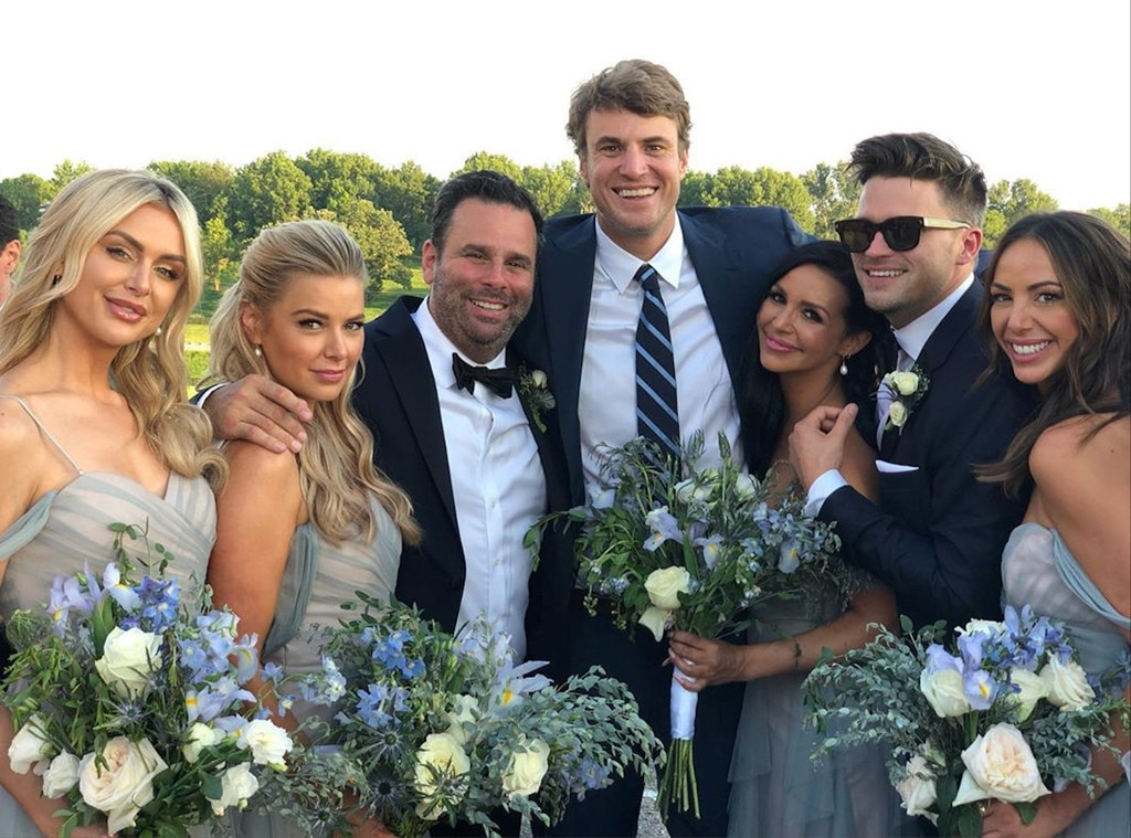 """Bridal Party -  Now that's a bridal party! """"It's the crossover you want AND the crossover you need,""""  Southern Charm  star shares on  Insta ."""