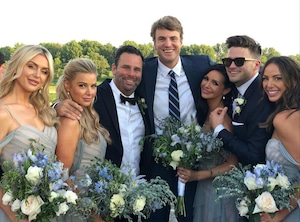 Jax Taylor, Brittany Cartwright, wedding guests, Instagram