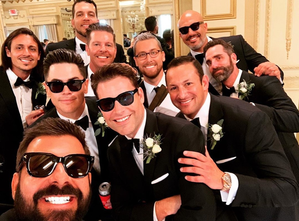 Groomsmen -  Name a more iconic duo, er, group... we'll wait.