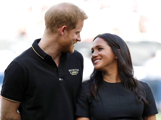 Meghan Markle and Prince Harry Travel to Rome for Friend Misha Nonoo's Wedding
