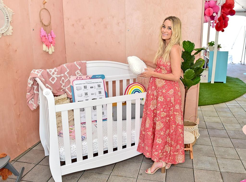 Lauren Conrad, Amazon Baby Registry