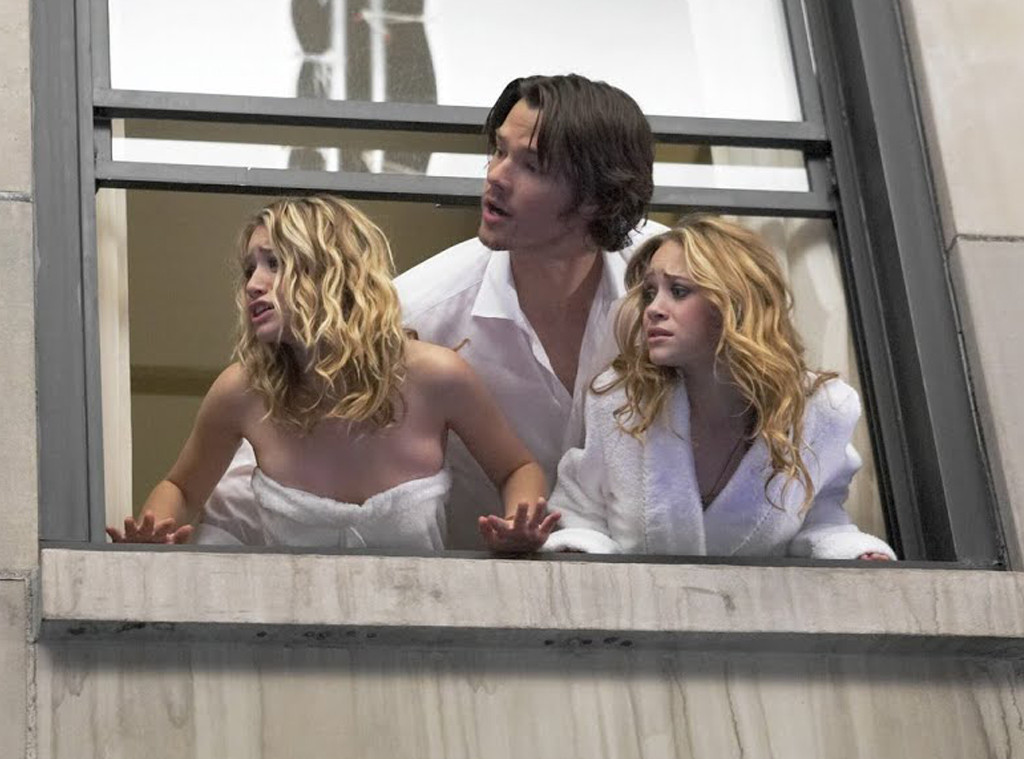 Jared Padalecki, New York Minute, Mary-Kate Olsen, Ashley Olsen