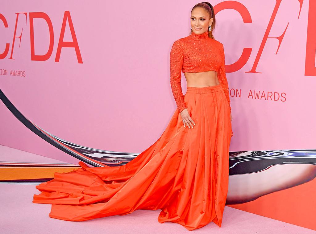 Jennifer Lopez, 2019 CFDA Awards