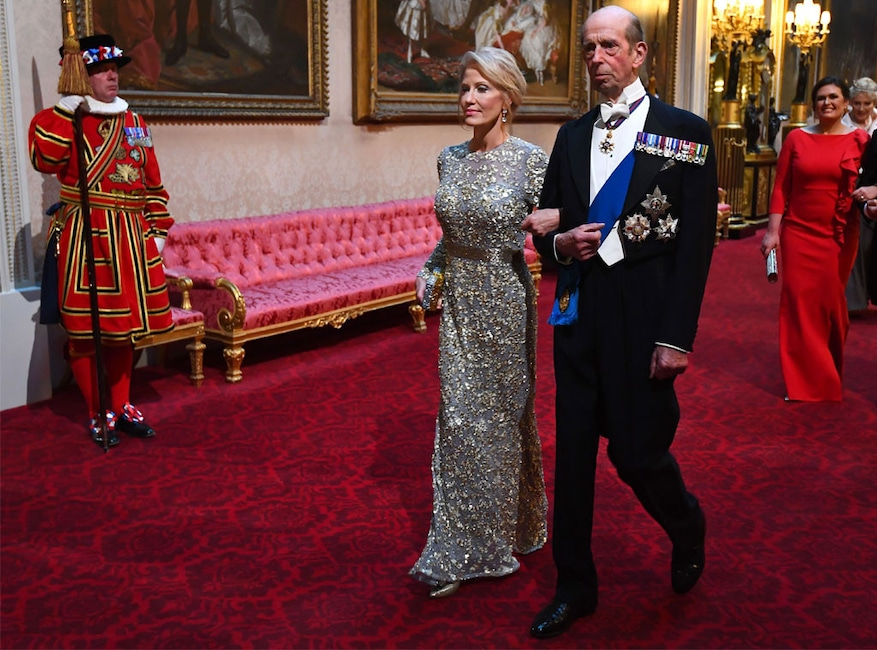 Kellyanne Conway, Prince Edward, Duke of Kent