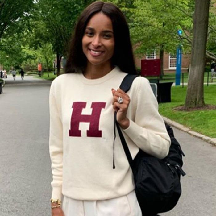0e90a7bea3ff3 Ciara Fulfills College Dream by Completing Harvard Business Course | E! News