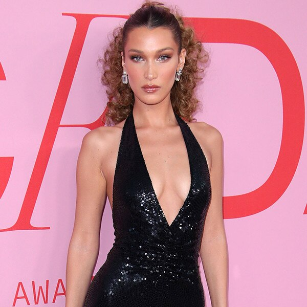 Bella Hadid, 2019 CFDA Awards, Red Carpet Fashion