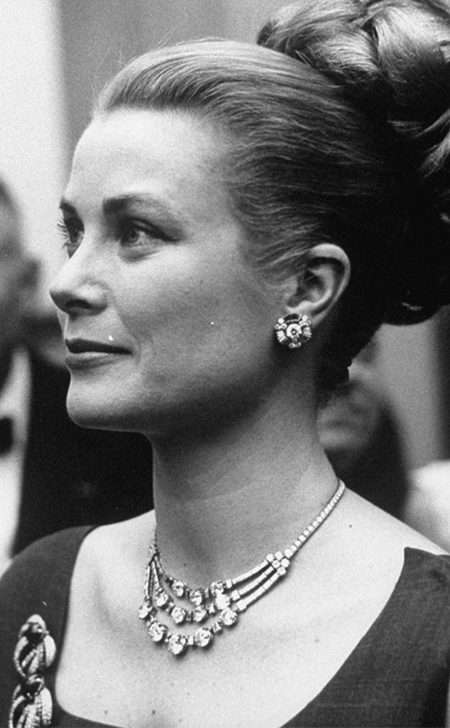 Grace Kelly, Necklace