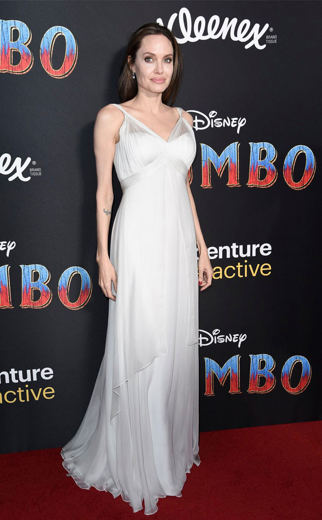 Angelina Jolie, Dumbo Premiere