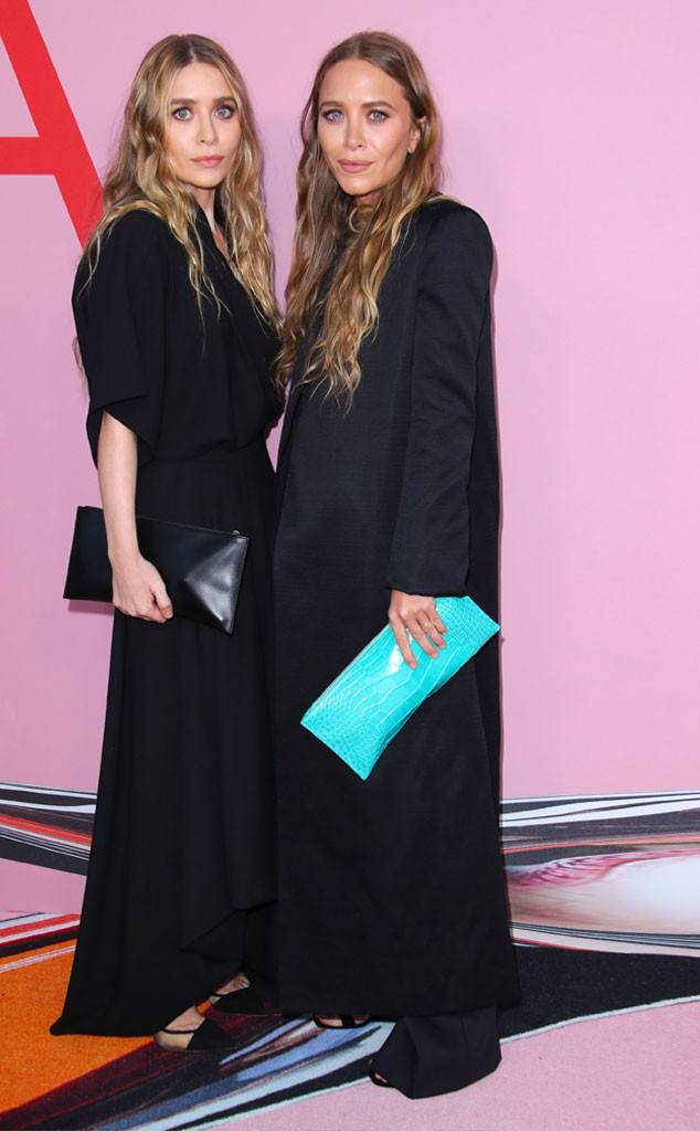 Ashley Olsen, Mary-Kate Olsen, 2019 CFDA Awards, Red Carpet Fashion