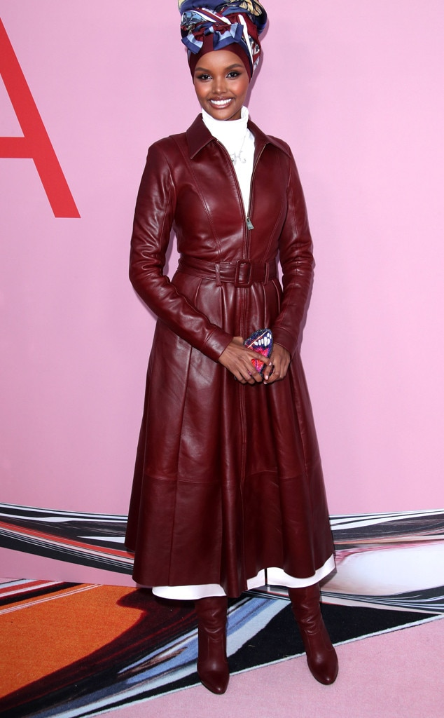 Halima Aden, 2019 CFDA Awards, Red Carpet Fashion