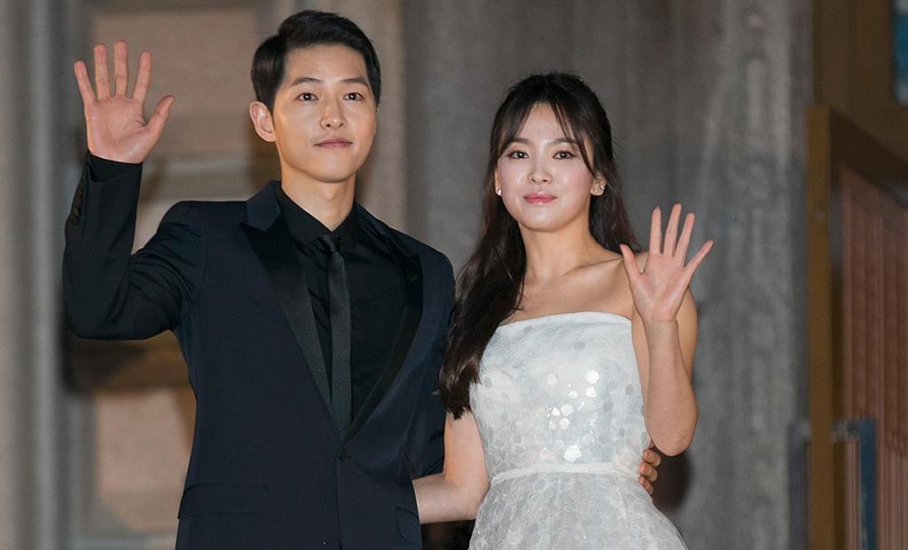 Song Joong-Ki and Song Hye-Kyo To Legally Split US$86.5 ...