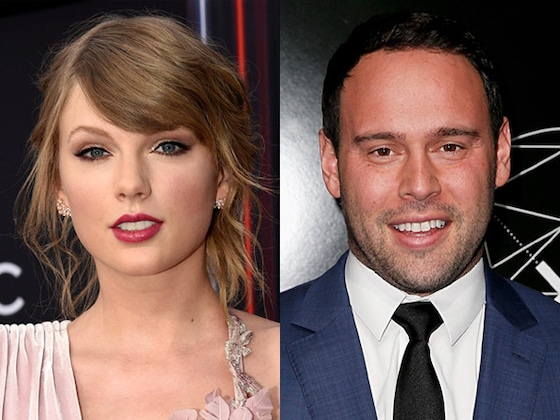 Scooter Braun Is ''Frustrated'' With Scott Borchetta Over Taylor Swift's Music Situation, Source Says