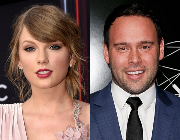 Scooter Braun Shares Message About Kindness Amid Taylor Swift Music Battle