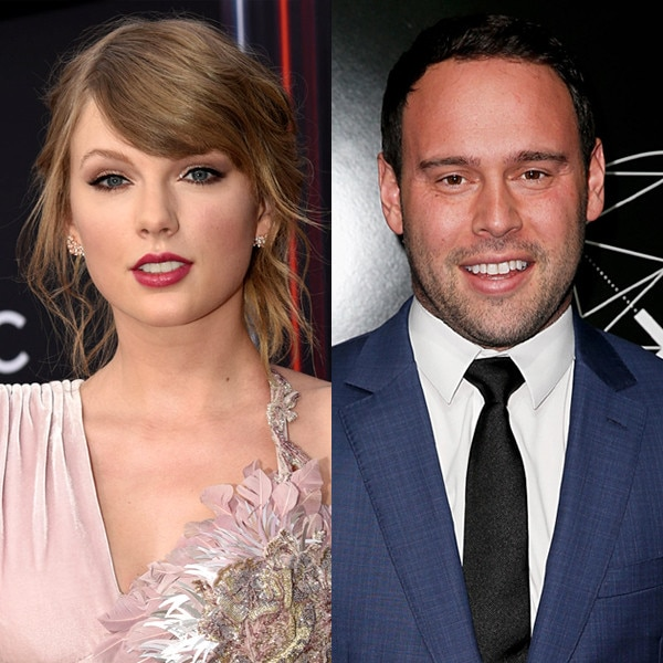 Scooter Braun Congratulates Taylor Swift On Her New Album Lover E Online
