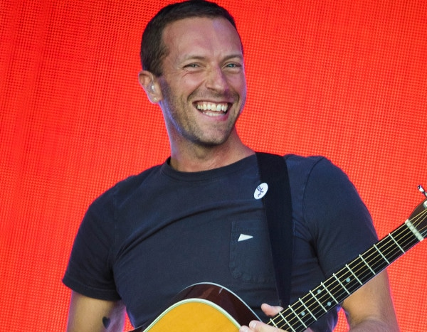 Chris Martin Reveals Coldplay Won't Tour Until Concerts Are Environmentally Friendly