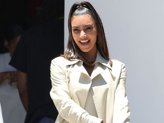 Kim Kardashian Celebrates Her Birthday Early and With a Bang