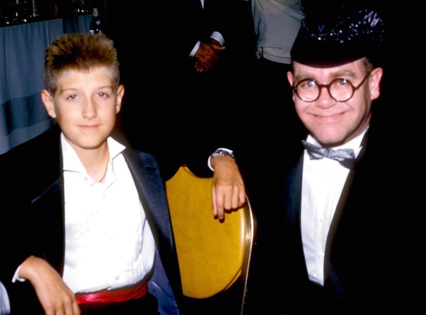 Rocketman fact vs. fiction, Ryan White and Elton John