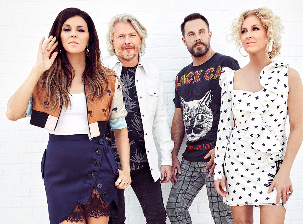 Little Big Town, CMT Awards Press