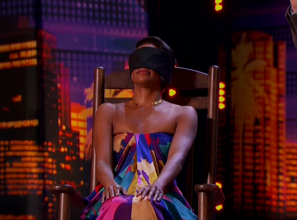 Amazing Gabrielle Union Got Possessed By A Doll On Agt E News Ibusinesslaw Wood Chair Design Ideas Ibusinesslaworg