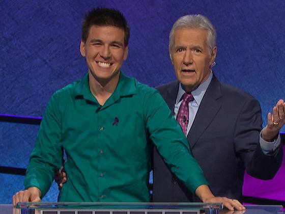 How <i>Jeopardy!</i> Champ James Holzhauer Is Honoring Alex Trebek After Winning $2.4 Million