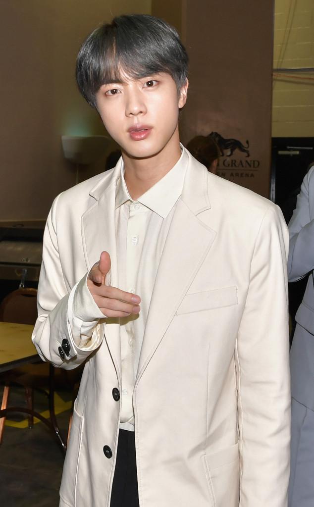 Jin, BTS