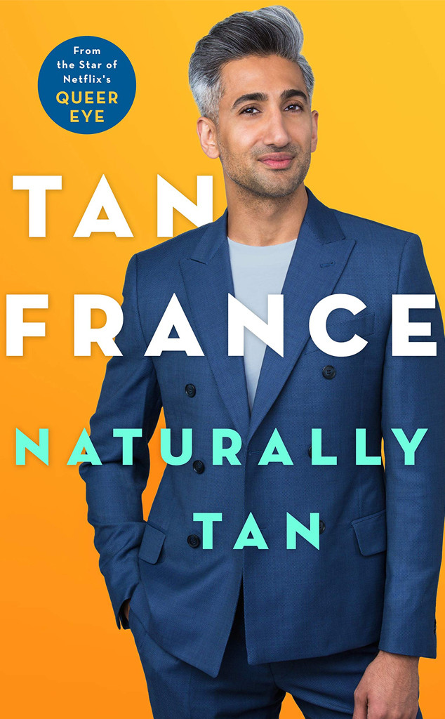Tan France, Naturally Tan: A Memoir