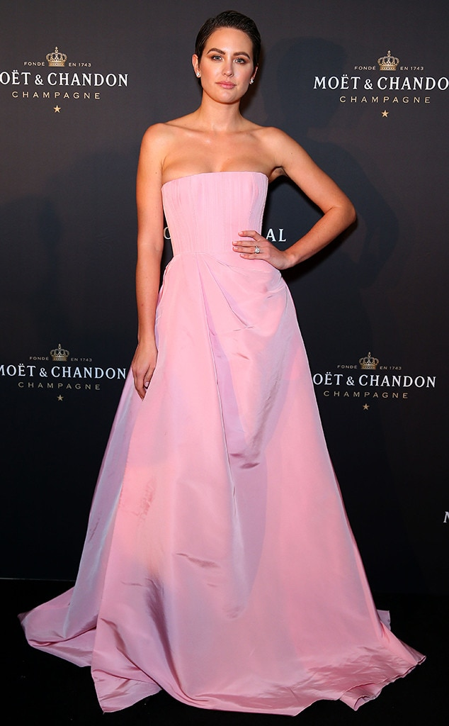 Jesinta Franklin, Moët Imperial's 150th anniversary party
