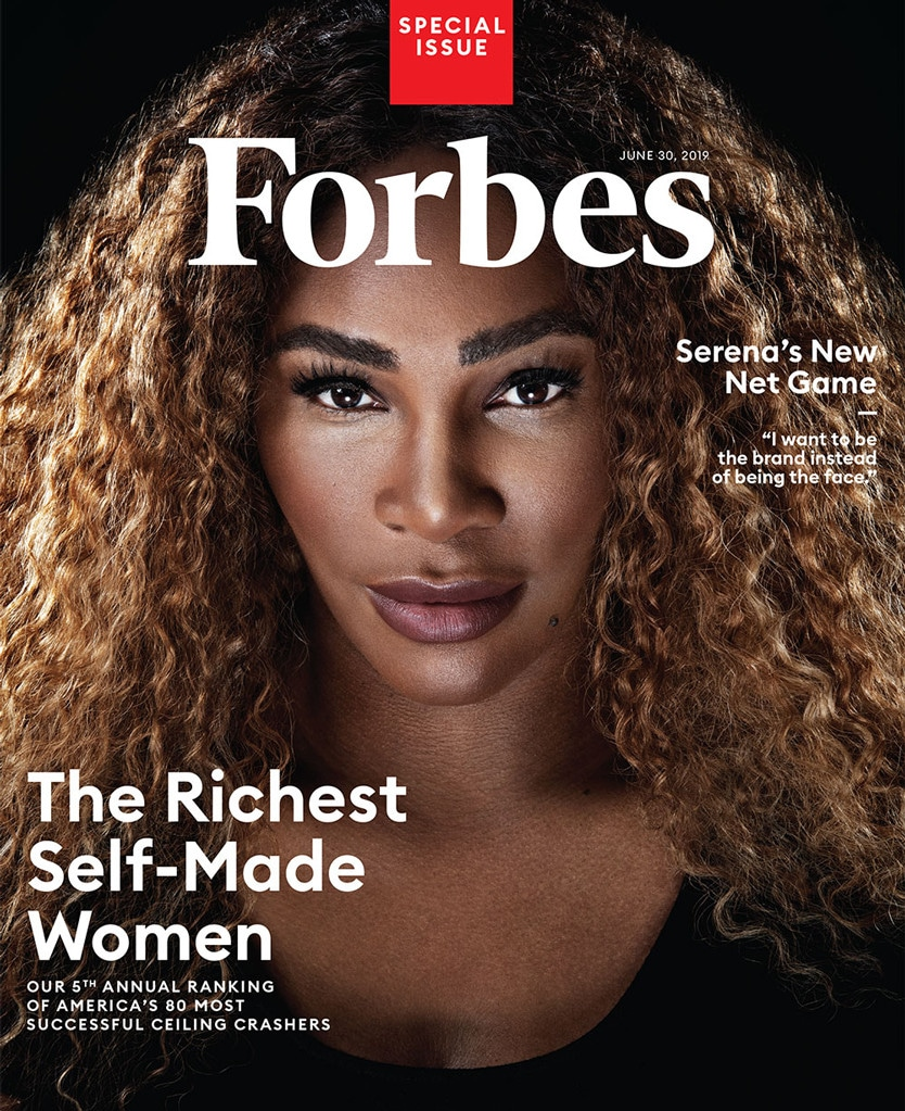 Serena Williams, Forbes