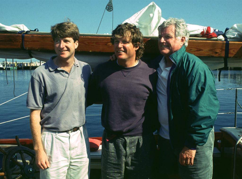 Ted Kennedy, Patrick Kennedy, Edward Kennedy Jr.