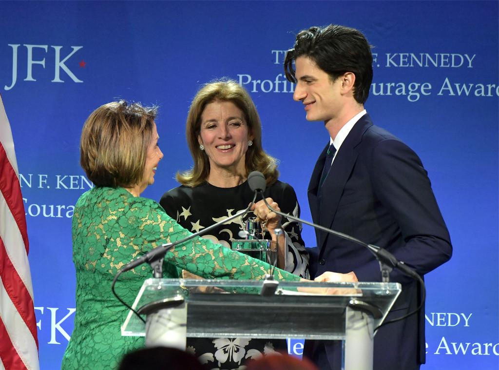 Caroline Kennedy, Jack Schlossberg, Nancy Pelosi