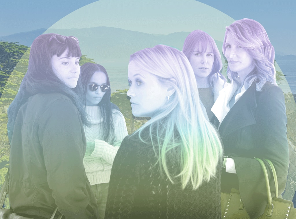 The New Big Little Lies Trailer Teases Betrayal Within the Monterey Five