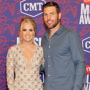 Carrie Underwood, Mike Fisher, 2019 CMT Music Awards