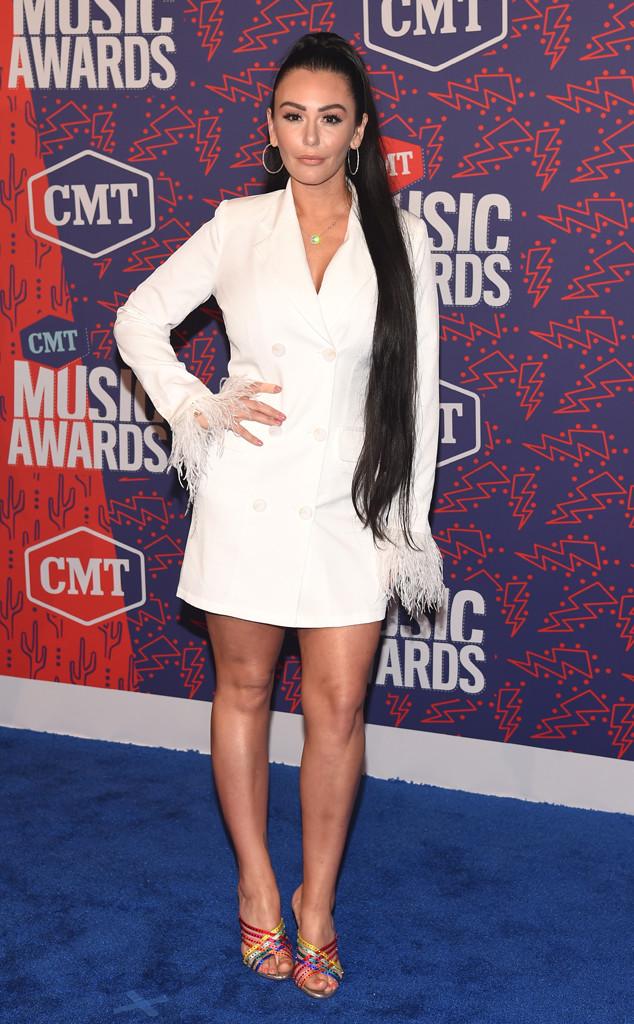 JWoww, 2019 CMT Music Awards