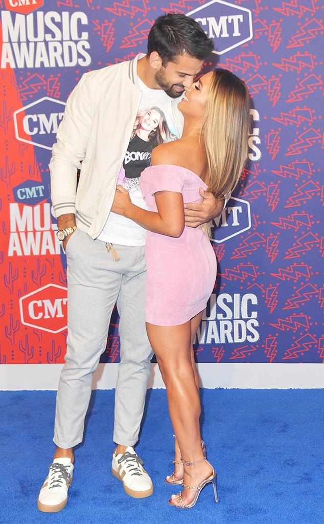 Eric Decker, Jessie James Decker, 2019 CMT Music Awards