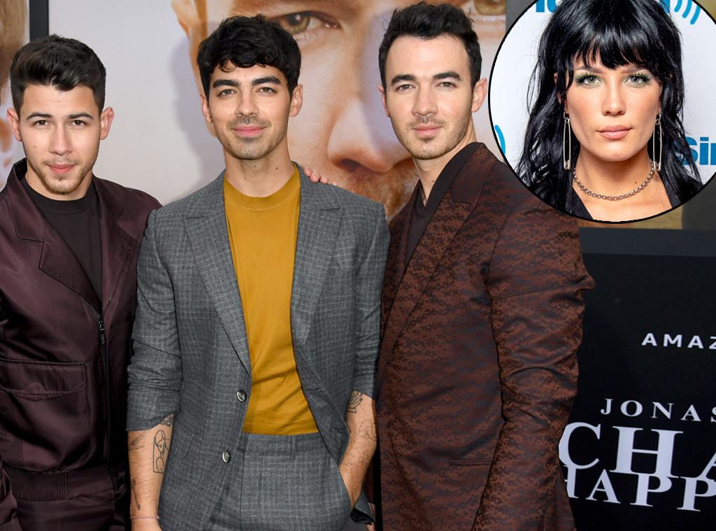 Jonas Brothers, Halsey