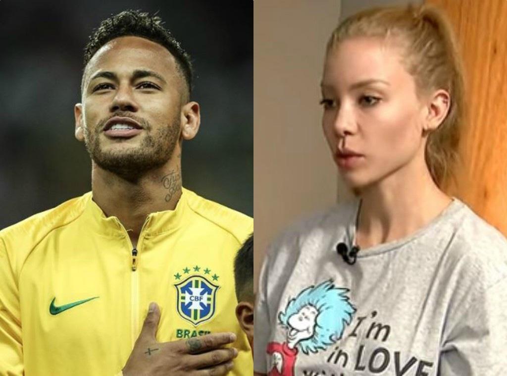 Neymar, Najila Trindade