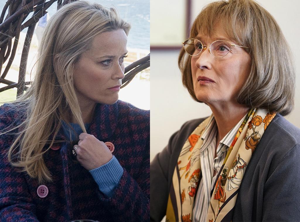 Reese Witherspoon, Meryl Streep, Big Little Lies