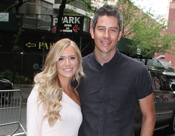 Bachelor's Lauren and Arie Luyendyk Jr. Dye Each Other's Hair in Jaw-Dropping Transformation