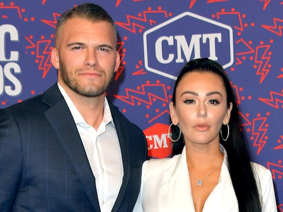 Jenni ''JWoww'' Farley Reunites With Zack Carpinello One Week After Split