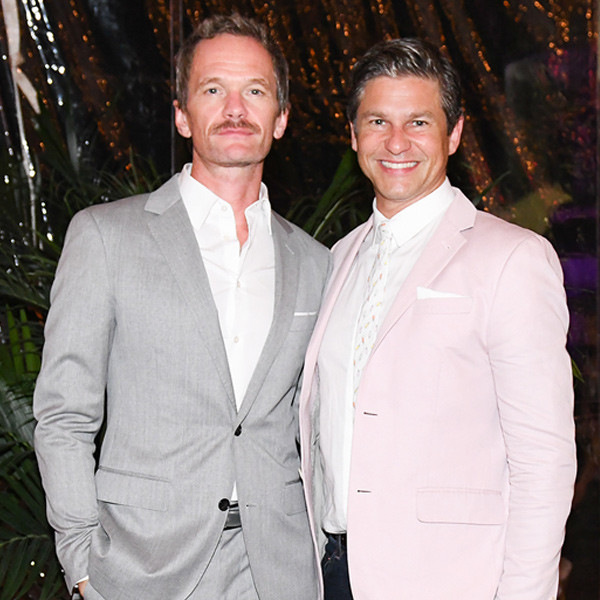 Neil Patrick Harris and David Burtka Are Two of a Kind As Mary-Kate and Ashley Olsen on Halloween