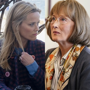 Reese Witherspoon, Meryl Streep, Big Little Lies