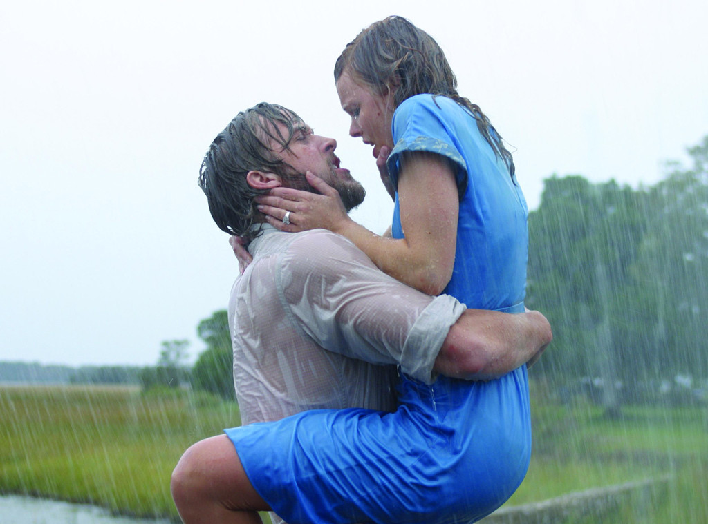 The Notebook, Rachel McAdams, Ryan Gosling